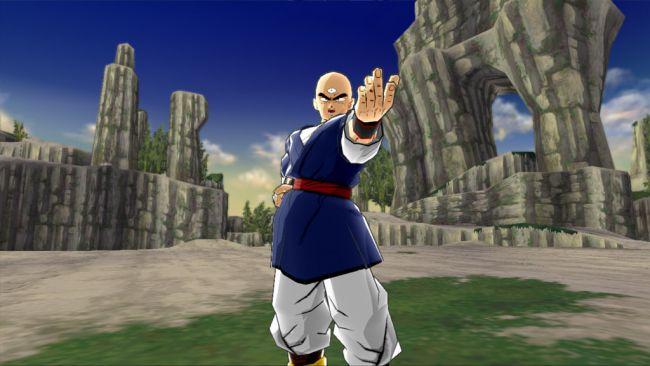 Dragon Ball Z: Budokai HD Collection - Screenshots - Bild 23