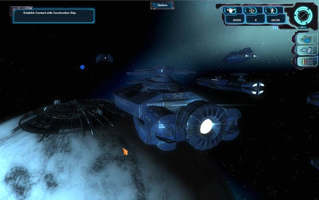 Gemini Wars - Screenshots - Bild 1