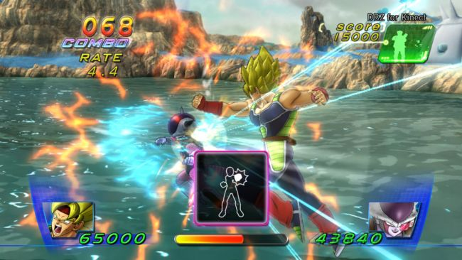 Dragon Ball Z für Kinect - Screenshots - Bild 10