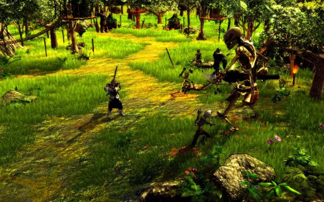 Holy Avatar vs. Maidens of the Dead - Screenshots - Bild 3