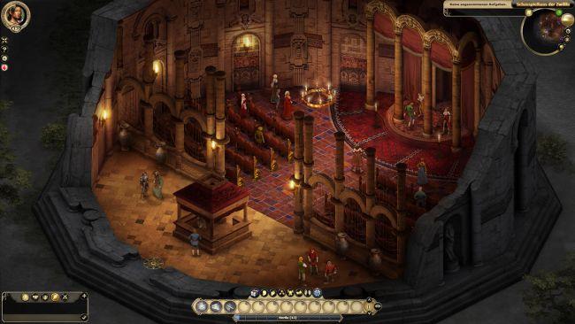 Das Schwarze Auge: Herokon Online - Screenshots - Bild 8