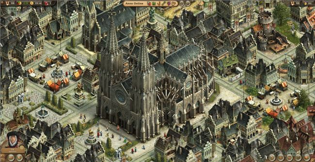 Anno Online - Screenshots - Bild 2