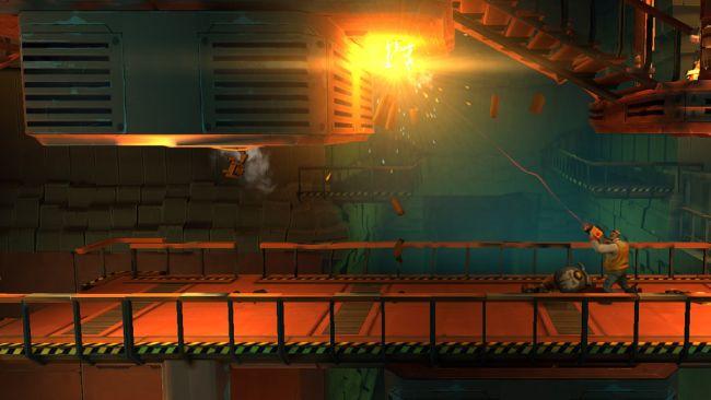 Rochard - Screenshots - Bild 4