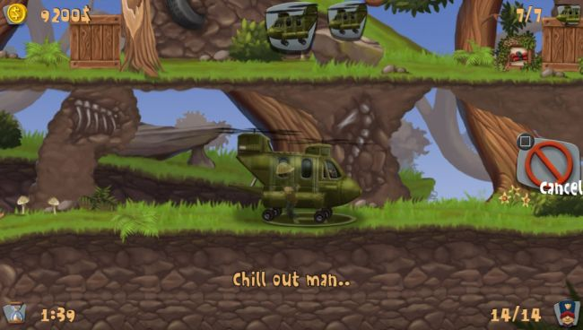 A-Men - Screenshots - Bild 74