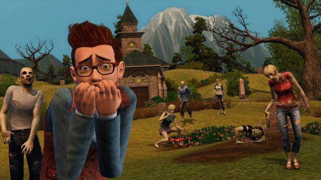 Die Sims 3: Supernatural - Screenshots - Bild 17