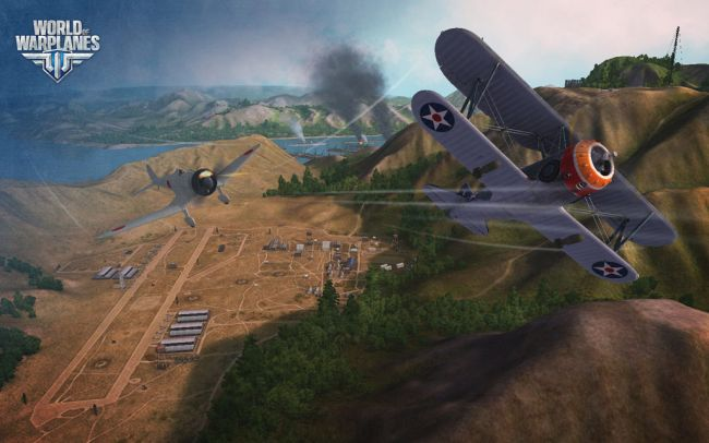 World of Warplanes - Screenshots - Bild 6