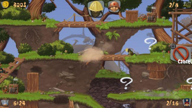 A-Men - Screenshots - Bild 3