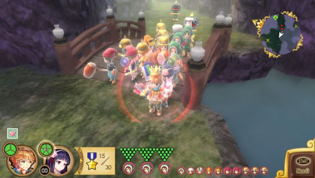 New Little King's Story - Screenshots - Bild 8