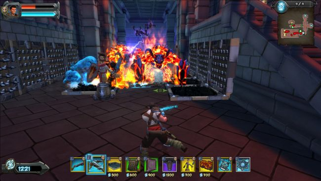 Orcs Must Die! 2 DLC: Feuer & Wasser - Screenshots - Bild 5