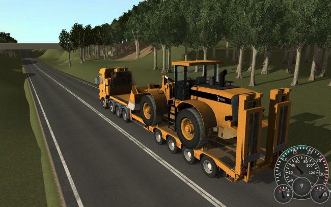 Spezialtransport-Simulator 2013 - Screenshots - Bild 5