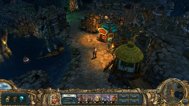 King's Bounty: Warriors of the North - Screenshots - Bild 1