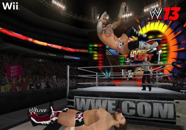 WWE '13 - Screenshots - Bild 4