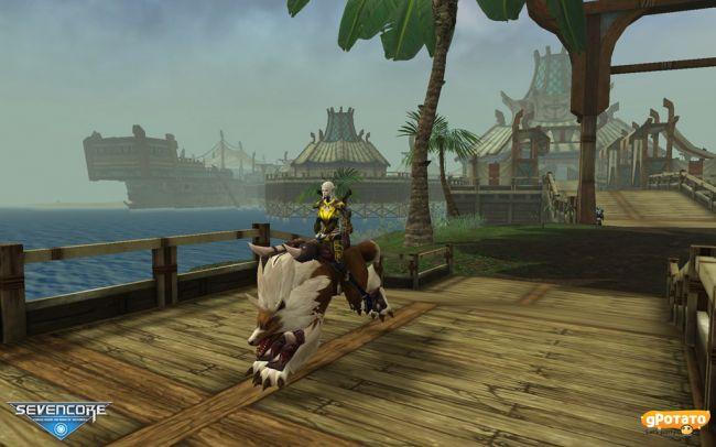 SEVENCORE - Screenshots - Bild 9