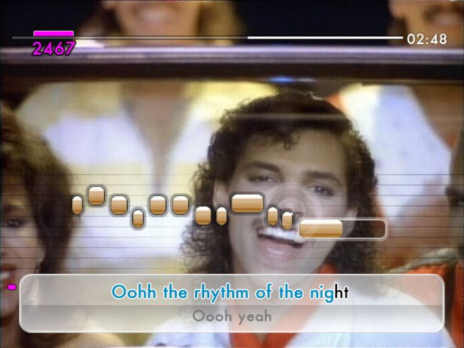 We Sing 80s - Screenshots - Bild 1