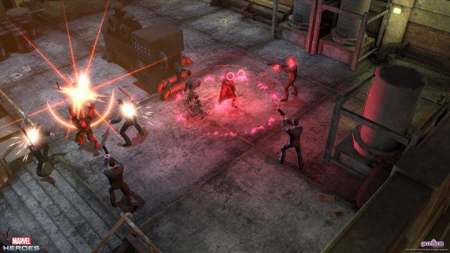 Marvel Heroes - Screenshots - Bild 2