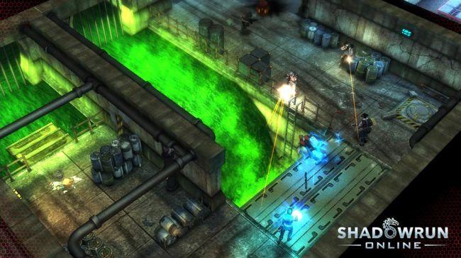 Shadowrun Online - Screenshots - Bild 4