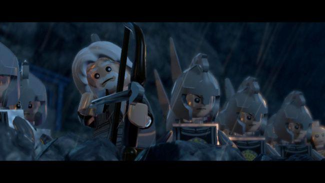 LEGO Der Herr der Ringe - Screenshots - Bild 10