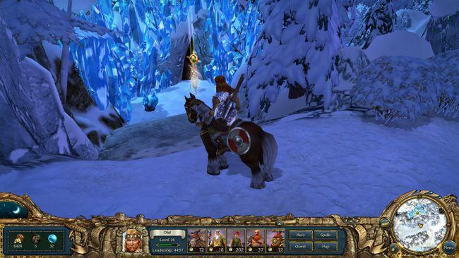 King's Bounty: Warriors of the North - Screenshots - Bild 2