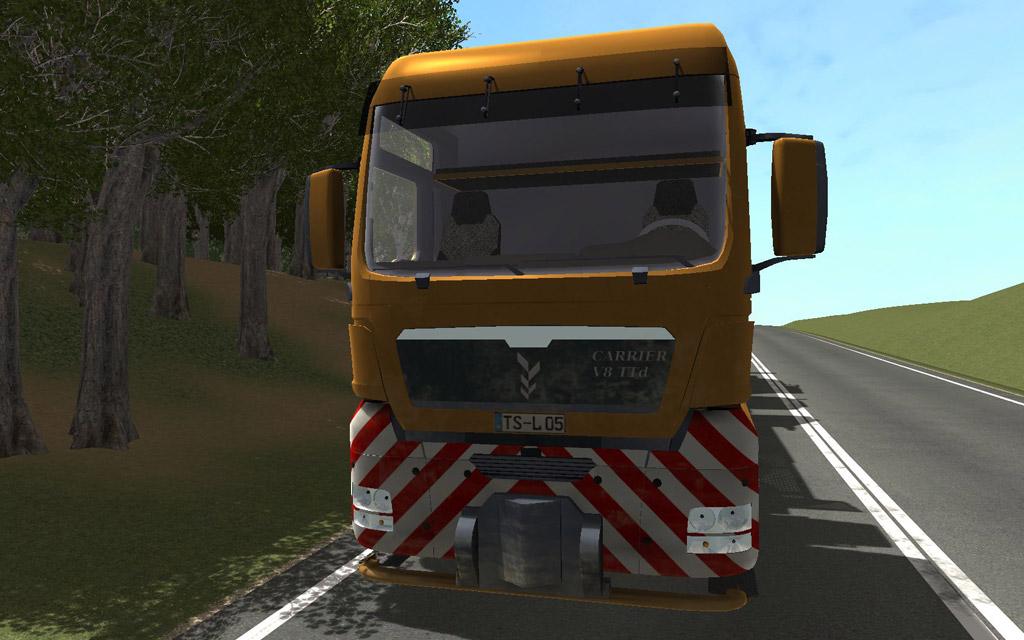 angespielt spezialtransport simulator 2013