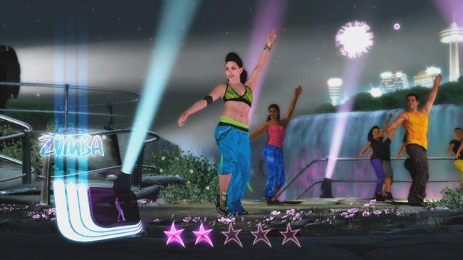 Zumba Fitness Core - Screenshots - Bild 4