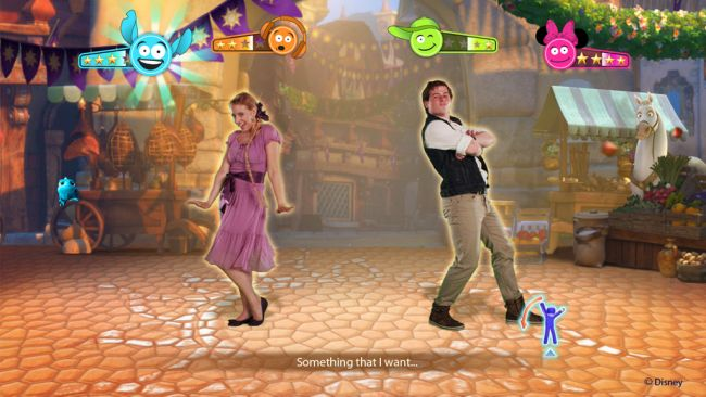 Just Dance Disney Party - Screenshots - Bild 7