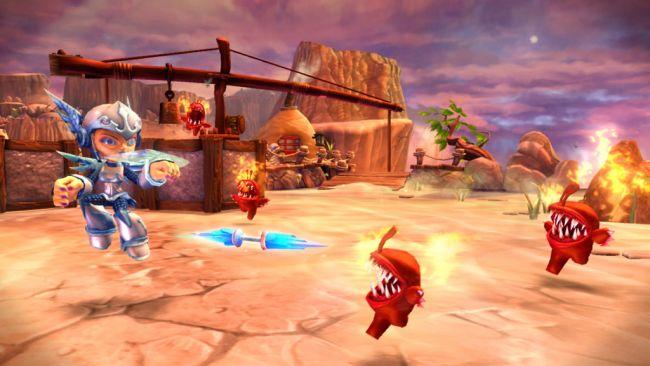 Skylanders Giants - Screenshots - Bild 1