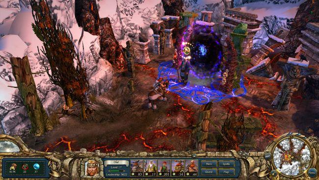 King's Bounty: Warriors of the North - Screenshots - Bild 3