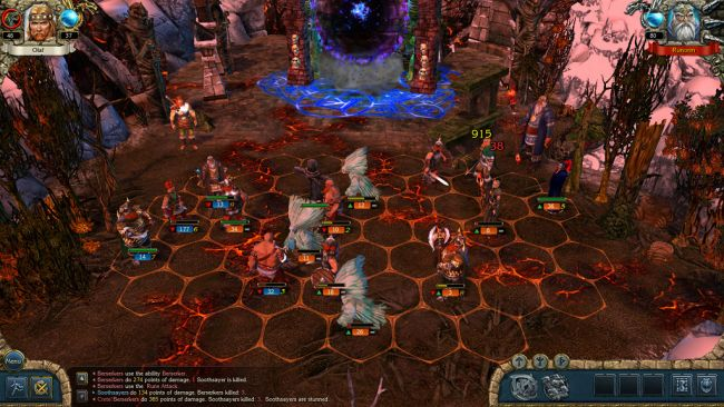 King's Bounty: Warriors of the North - Screenshots - Bild 7