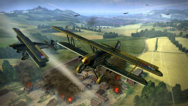 Dogfight 1942 - Screenshots - Bild 3