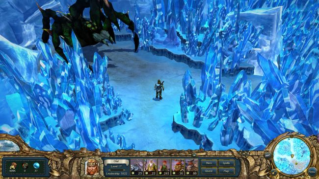 King's Bounty: Warriors of the North - Screenshots - Bild 8