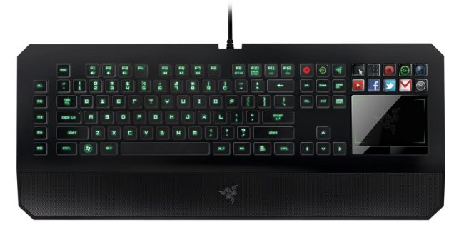Razer DeathStalker Ultimate - Artworks - (PC)