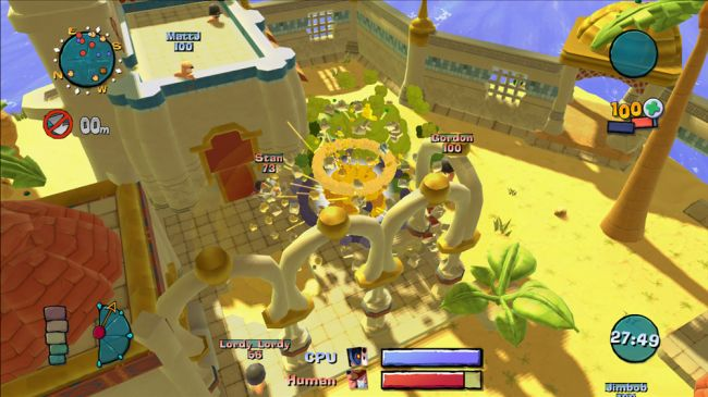 Worms Collection - Screenshots - Bild 5