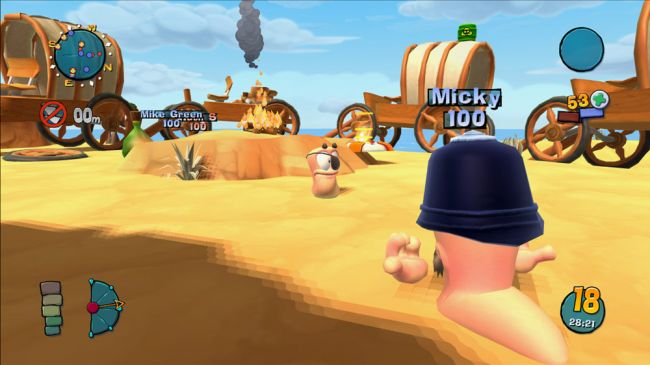 Worms Collection - Screenshots - Bild 6