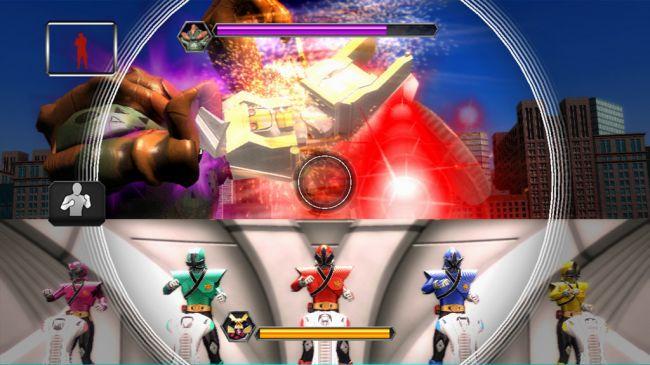 Power Rangers Super Samurai - Screenshots - Bild 3