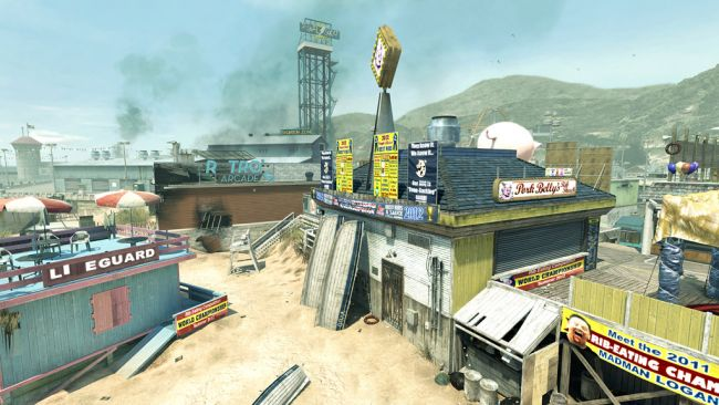 Call of Duty: Modern Warfare 3 DLC: Collection #4: Final Assault - Screenshots - Bild 1