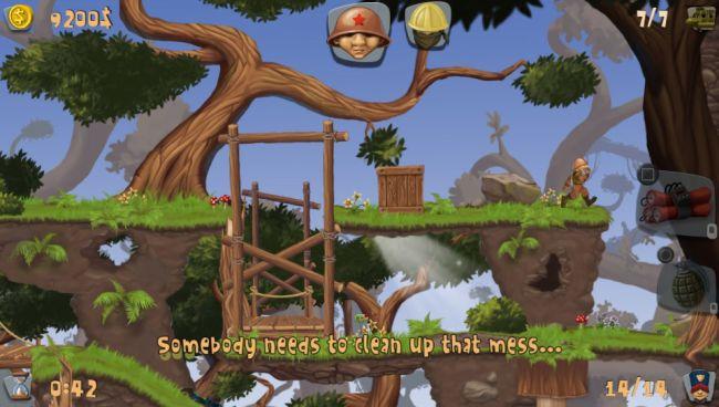 A-Men - Screenshots - Bild 71