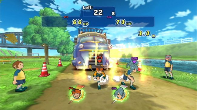 Inazuma Eleven Strikers - Screenshots - Bild 9