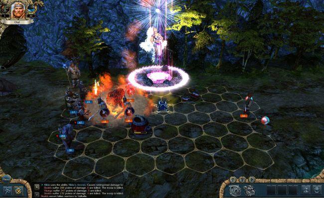 King's Bounty: Warriors of the North - Screenshots - Bild 4