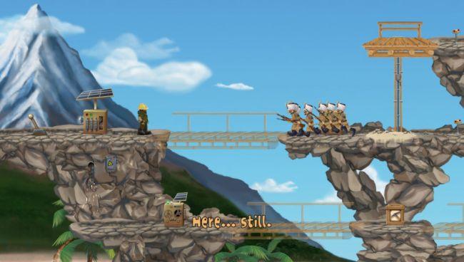 A-Men - Screenshots - Bild 13