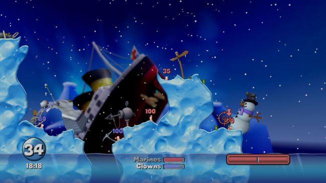 Worms Collection - Screenshots - Bild 1