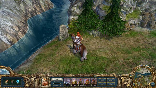 King's Bounty: Warriors of the North - Screenshots - Bild 9
