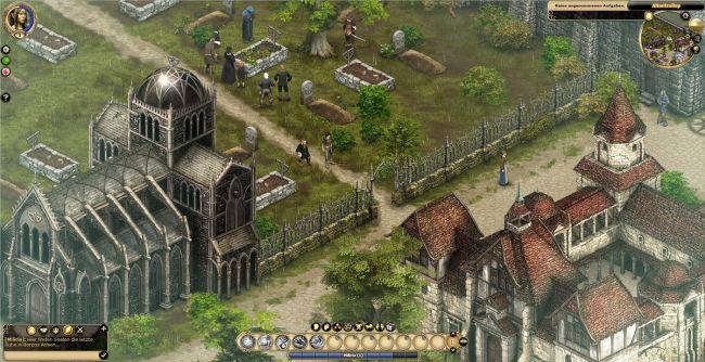 Das Schwarze Auge: Herokon Online - Screenshots - Bild 3