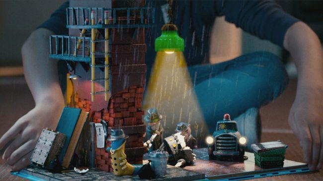 Wonderbook: Diggs Nightcrawler - Screenshots - Bild 6