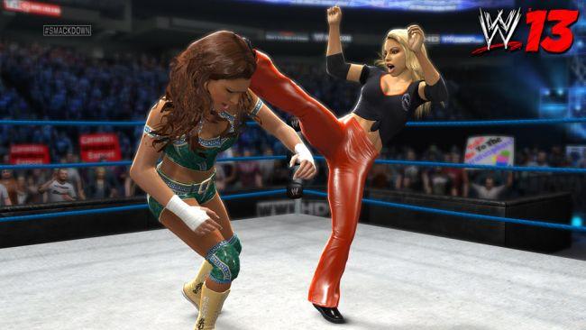 WWE '13 - Screenshots - Bild 23
