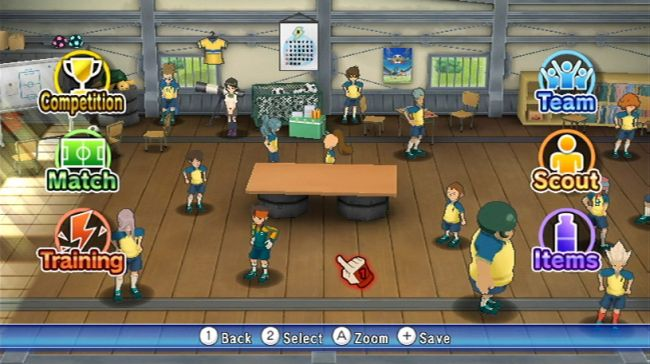 Inazuma Eleven Strikers - Screenshots - Bild 12