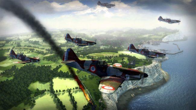 Dogfight 1942 - Screenshots - Bild 1