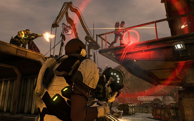 Defiance - Screenshots - Bild 5