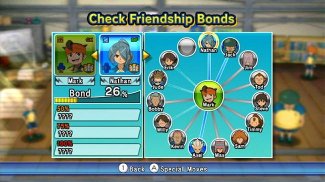 Inazuma Eleven Strikers - Screenshots - Bild 2