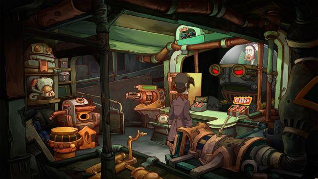 Chaos auf Deponia - Screenshots - Bild 6