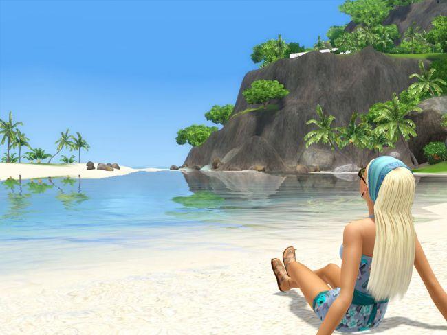 Die Sims 3 DLC: Sunlit Tides - Screenshots - Bild 1